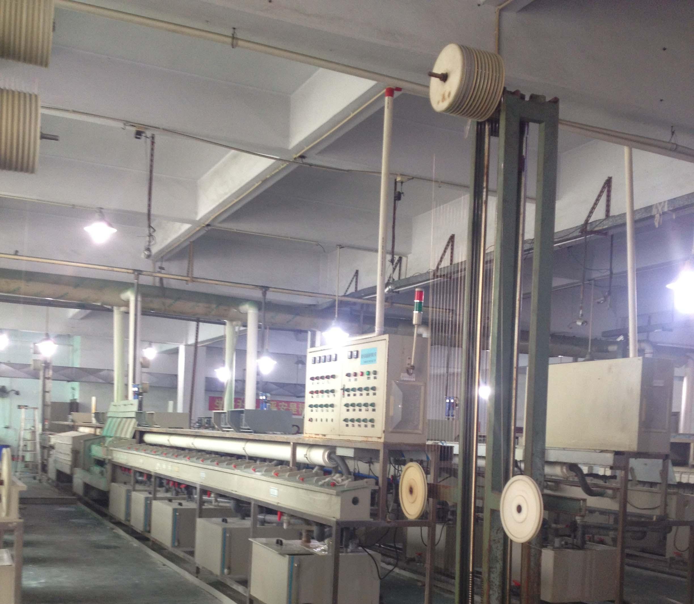 镀金镀镍生产线