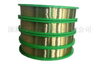 镀金磷铜线